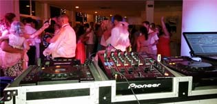 DJ for weddings